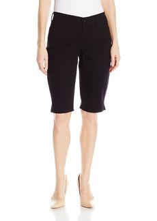 NYDJ Women's Christy Shorts black