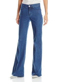 Not Your Daughter's Jeans NYDJ Women's Claire Trouser Jeans in Chambray Denim