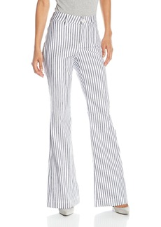 NYDJ Women's Claire Trousers in Novelty Linen