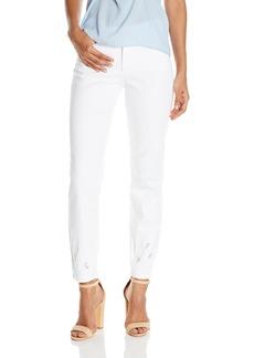 NYDJ Women's Novelty Hem Clarissa Skinny Ankle Jeans