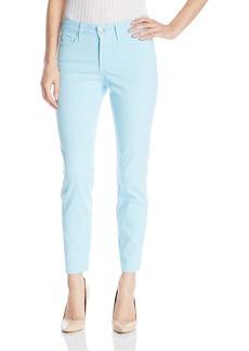 NYDJ Women's Clarissa Skinny Ankle Jeans In Bull Denim SHELTERING Sky