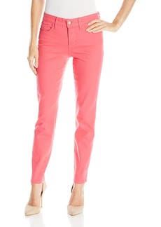 Not Your Daughter's Jeans NYDJ Women's Clarissa Skinny Ankle Jeans in Colored Bull Denim  12