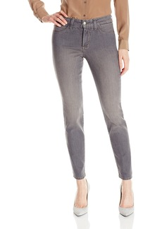 NYDJ Women's Clarissa Skinny Ankle Jeans In Grey Denim