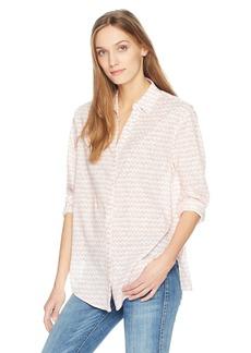 NYDJ Women's Classic Lawn Shirt  M