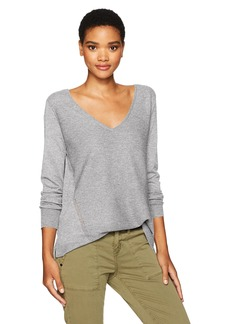 Not Your Daughter's Jeans NYDJ Women's Double V-Neck Sweater