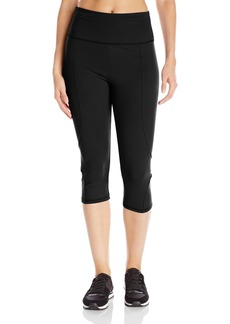 NYDJ Women's Fit Solution Trainer Cropped Athleisure Leggings  X-Large