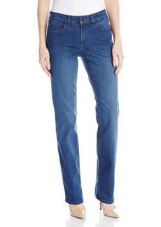 NYDJ Women's Hayley Straight Jeans