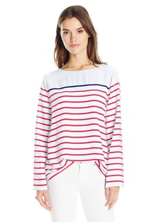NYDJ Women's Ibiza Striped Top