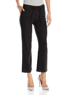 Not Your Daughter's Jeans NYDJ Women's Jamie Relaxed Ankle Pants in Stretch Linen  2