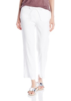 Not Your Daughter's Jeans NYDJ Women's Jamie Relaxed Ankle Pants in Stretch Linen  8