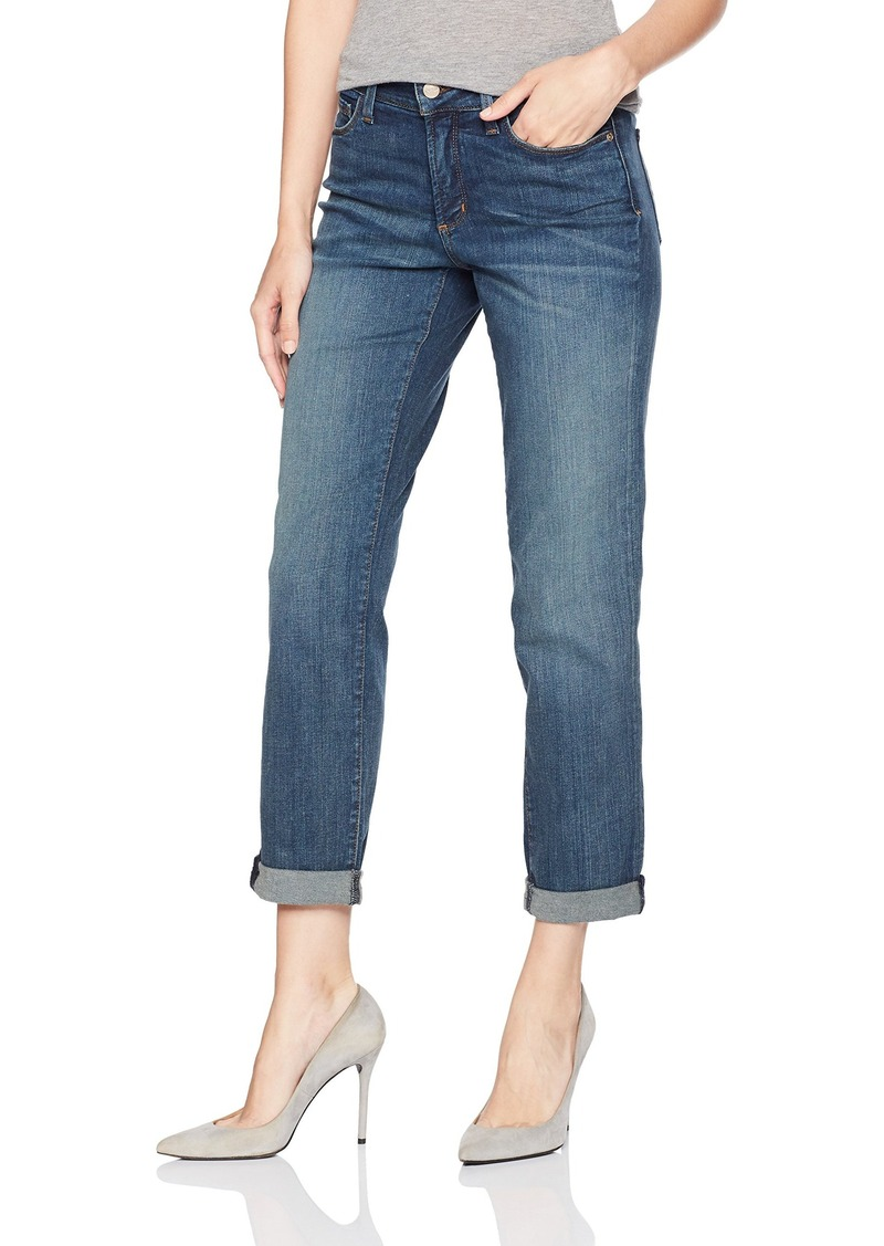 NYDJ Women's Jessica Boyfriend Jeans in Premium Lightweight Denim