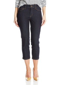 NYDJ Women's Alina Capri Jeans In Premium Lightweight Denim  2
