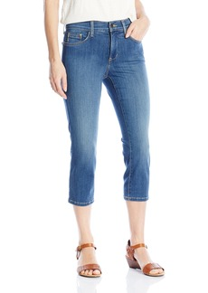 NYDJ Women's Karen Capri Jeans In Sure Stretch Denim