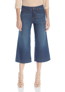 NYDJ Women's Kate Culotte Jeans In Premium Lightweight Denim  8