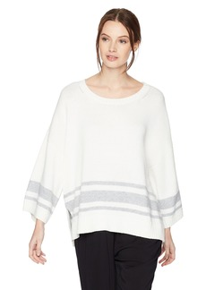 Not Your Daughter's Jeans NYDJ Women's Kimono Sleeve Striped Sweater  S