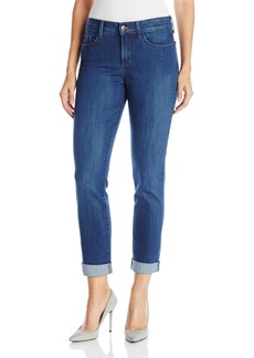 NYDJ Women's Leann Boyfriend Jeans in Premium Denim