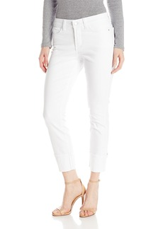 Not Your Daughter's Jeans NYDJ Women's Lorena Boyfriend Jeans in Bull Denim