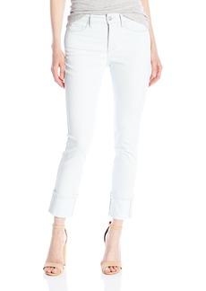 NYDJ Women's Lorena Boyfriend Jeans In Light Dip Denim  2