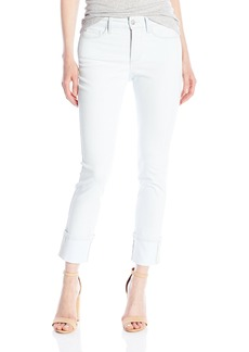 Not Your Daughter's Jeans NYDJ Women's Lorena Boyfriend Jeans In Light Dip Denim
