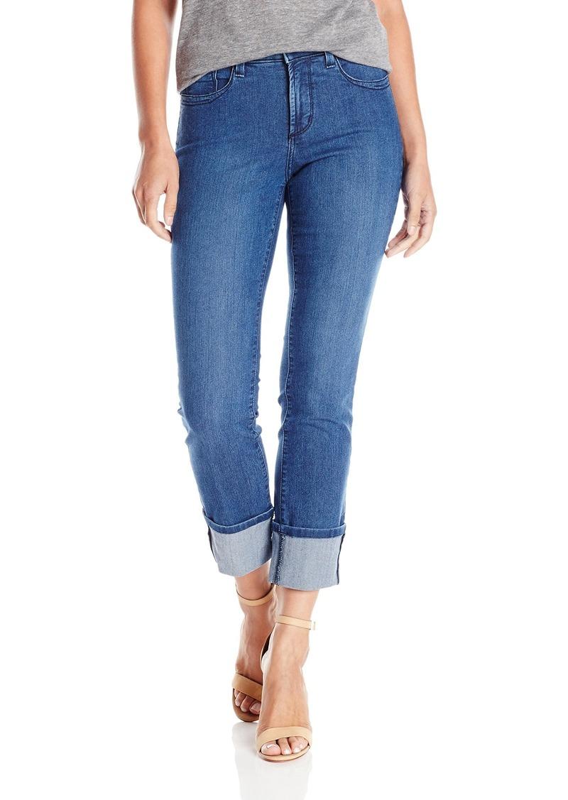 Not Your Daughter's Jeans NYDJ Women's Lorena Boyfriend Jeans in Premium Lightweight Denim