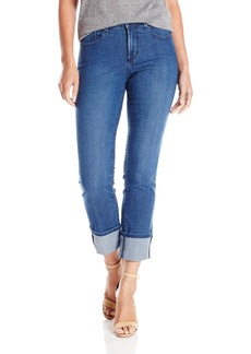 NYDJ Women's Lorena Boyfriend Jeans in Premium Lightweight Denim