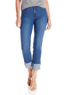 NYDJ Women's Lorena Boyfriend Jeans in Premium Lightweight Denim