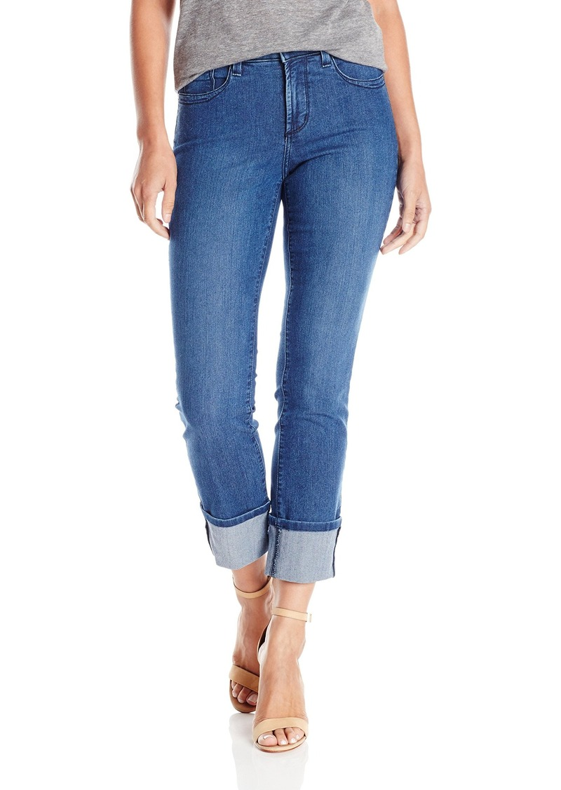 Not Your Daughter's Jeans NYDJ Women's Lorena Boyfriend Jeans In Premium Lightweight Denim