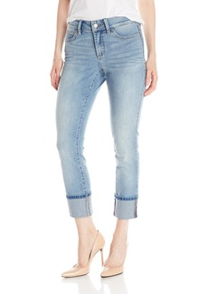 Not Your Daughter's Jeans NYDJ Women's Lorena Skinny Boyfriend Capri Jeans