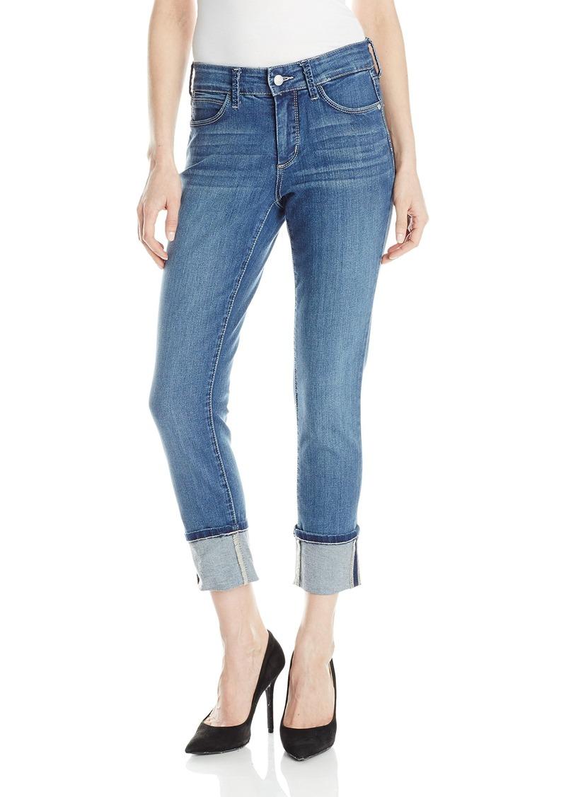 Not Your Daughter's Jeans NYDJ Women's Lorena Skinny Boyfriend Jeans
