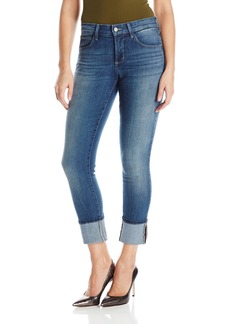 Not Your Daughter's Jeans NYDJ Women's Lorena Skinny Boyfriend Jeans In Core Indigo Denim