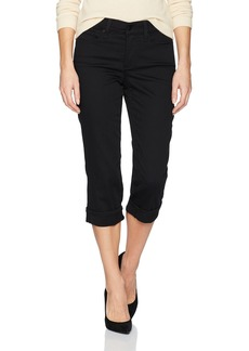 NYDJ Women's Marilyn Crop Cuff Jean
