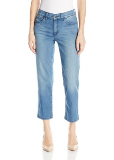 NYDJ Women's Marilyn Relaxed Capri Jeans