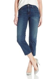 NYDJ Women's Marilyn Relaxed Capri Jeans