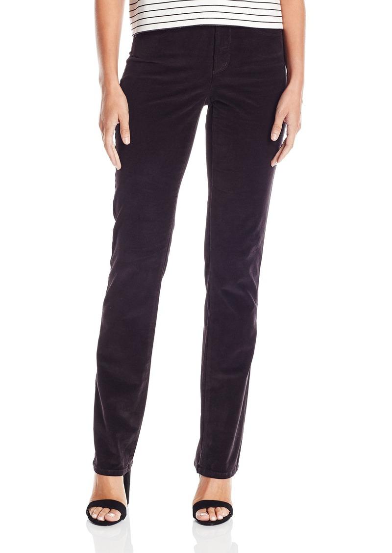 NYDJ Women's Marilyn Straight Jeans in Corduroy  10