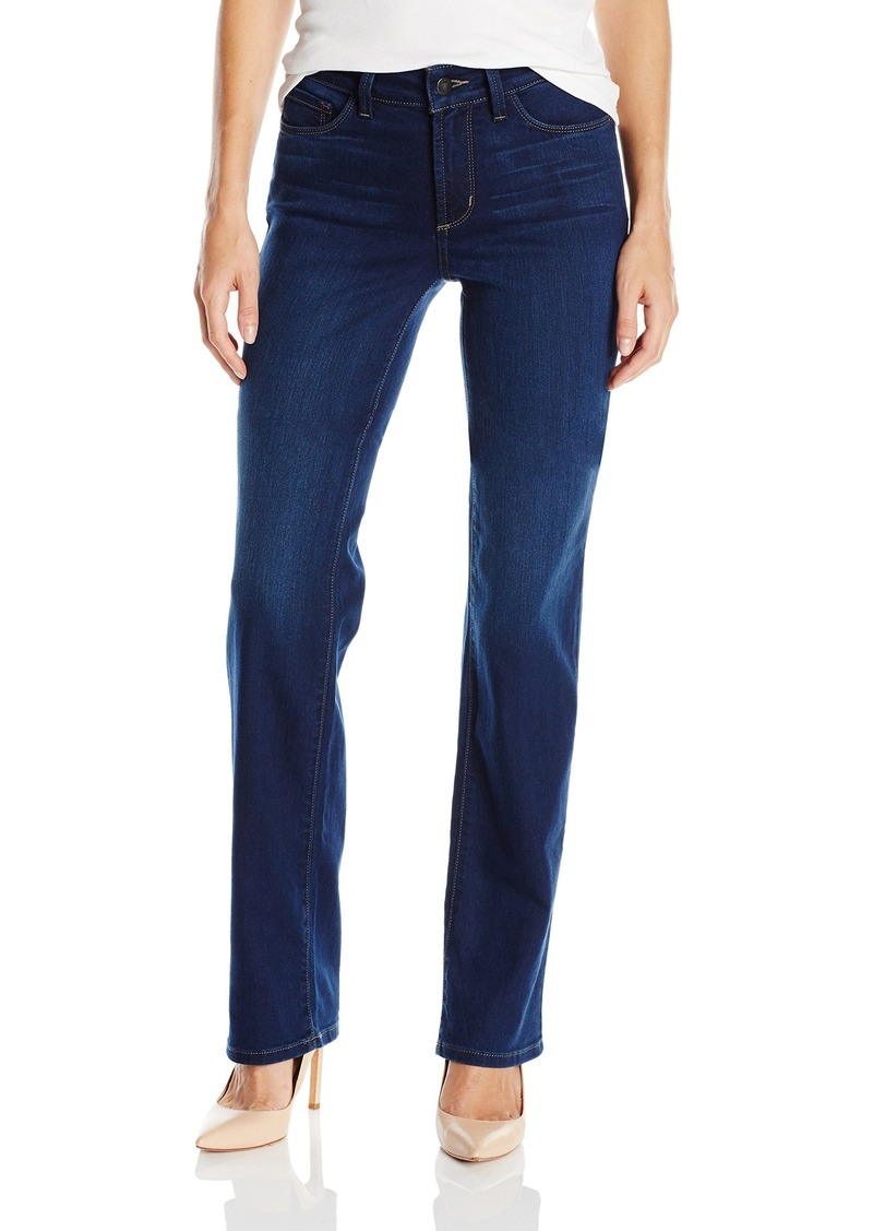 Not Your Daughter's Jeans NYDJ Women's Marilyn Straight Leg Jeans In Future Fit Denim  2