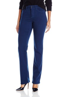 NYDJ Women's Marilyn Straight Jeans In Luxury Touch Denim  0