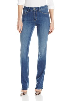 Not Your Daughter's Jeans NYDJ Women's Marilyn Straight Jeans In Sure Stretch Denim  2