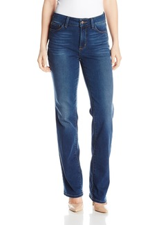 Not Your Daughter's Jeans NYDJ Women's Marilyn Straight Leg Jeans in Future Fit Denim