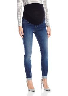 NYDJ Women's Maternity Anabelle Skinny Boyfriend Jeans in Sure Stretch Denim