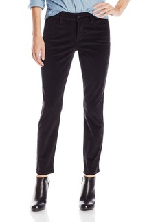 NYDJ Women's Nichelle Ankle Corduroy Pants