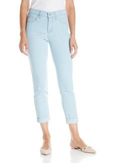 NYDJ Women's Nichelle Roll Cuff Ankle Jeans