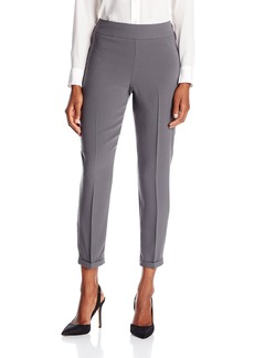 NYDJ Women's Nikola Ankle Trousers in Stretch Crepe