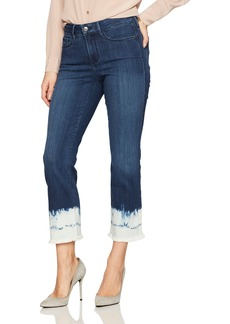 NYDJ Women's Novelty Billie Ankle Bootcut Jeans
