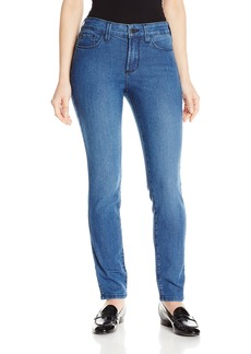 NYDJ Women's Petite Alina Legging Jeans  Valley