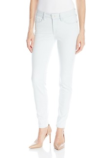 NYDJ Women's Petite Ami Super Skinny Jeans in Light Dip Denim