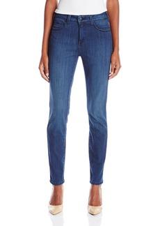 NYDJ Women's Petite Ami Super Skinny Jeans In Sure Stretch  10 Petite