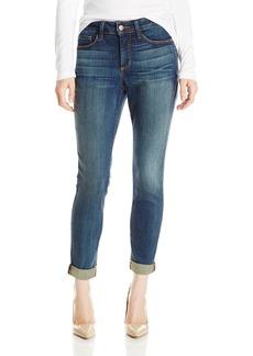 NYDJ Women's Petite Anabelle Skinny Boyfriend Jeans  4 Petite
