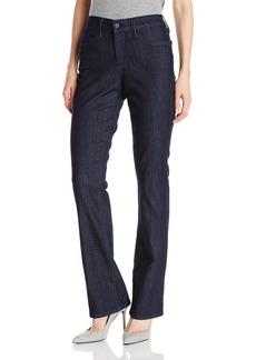 NYDJ Women's Petite Billie Mini Bootcut Jeans  10