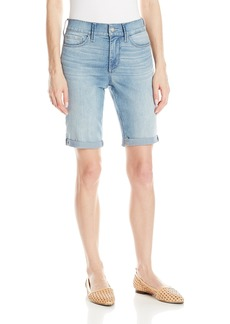 Not Your Daughter's Jeans NYDJ Women's Petite Briella Roll Cuff Short  2