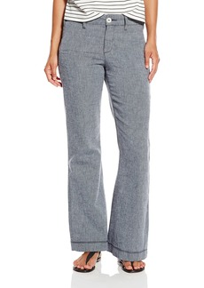 Not Your Daughter's Jeans NYDJ Women's Petite Claire Trousers in Textured Linen